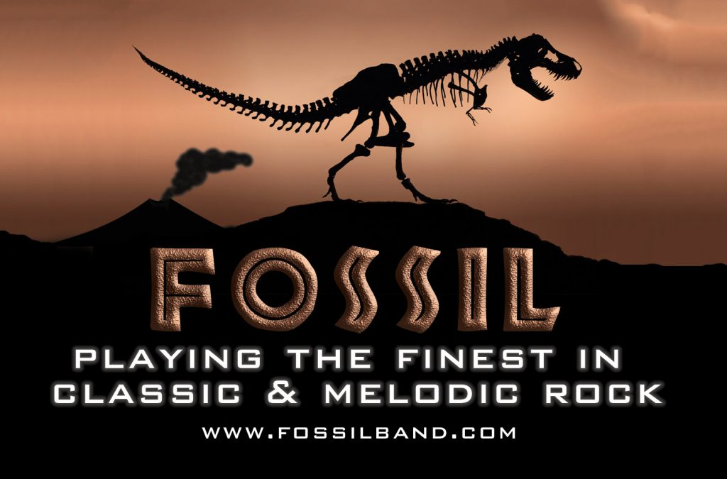 Fossil - North East Rock Band
