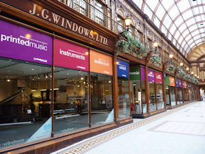 JG Windows Newcastle